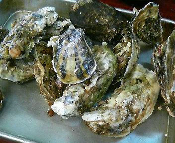 牡蠣の食べ放題2
