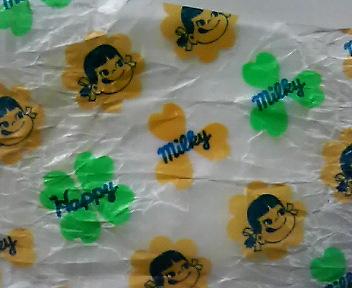 ミルキーのクローバー
