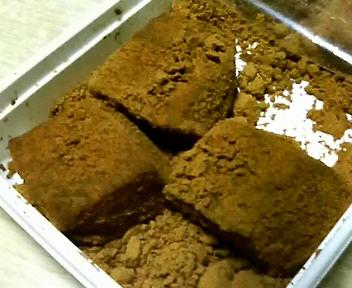 柿安のわらび餅